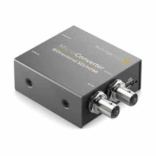 Blackmagic Design Micro Converter BiDirectional SDI/HDMI - Micro Convertisseur