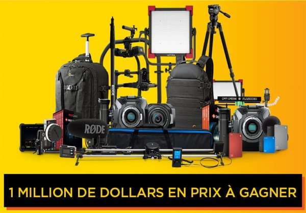 CONCOURS MY RODE REEL