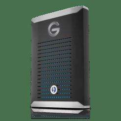 G-Technology 500 Go G-Drive Moblie PRO Thunderbolt 3 - Disque Dur Externe