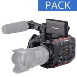 pack tournage camera panasonic Eva1
