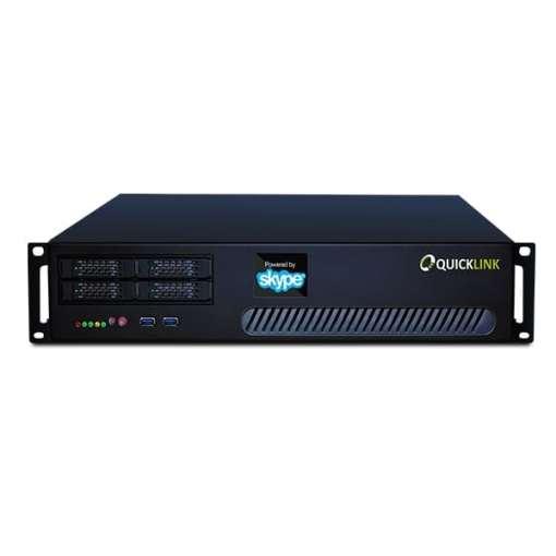 SERVEUR QUICKLINK SKYPE TX QUAD 4 CANAUX HD-SDI