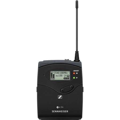 Sennheiser EW 135 P G4 - Kit HF Micro Main Émetteur Récepteur