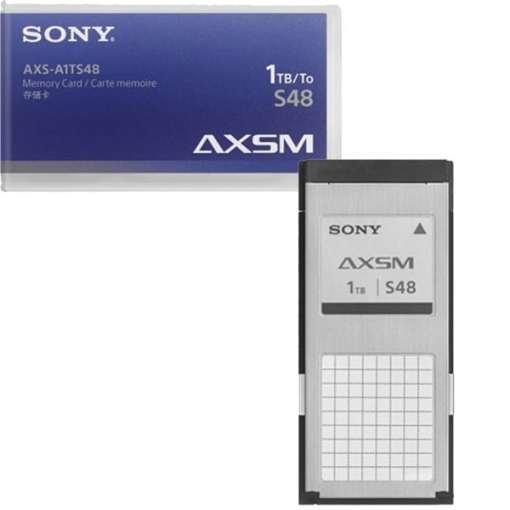 CARTE AXS SONY AXS-A1TS48 1 To