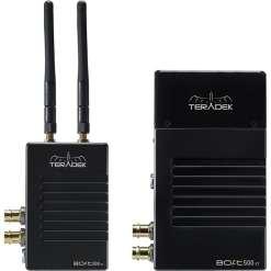 TRANSMETTEUR + 2 RECEPTEURS TERADEK HF BOLT XT 500 HDMI/SDI
