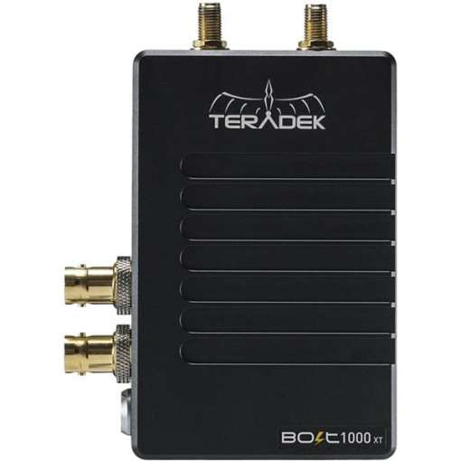 TRANSMETTEUR + RECEPTEUR TERADEK HF BOLT XT 1000 HDMI/SDI