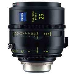 ZEISS Supreme Prime 25mm T1.5 (PL, imperial) - Objectif Prime Cinéma