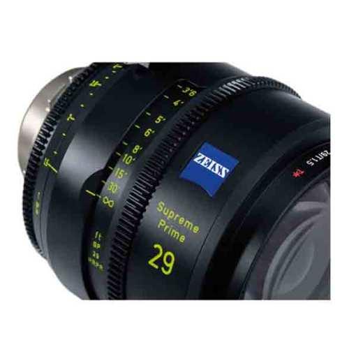 ZEISS Supreme Prime 29mm T1.5 Monture PL Impérial - Objectif Prime
