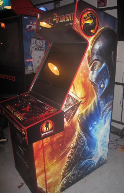 TRMK  Mortal Kombat News Archive  42011