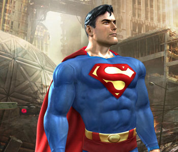 Universe Wallpaper Hd Trmk Mortal Kombat News First Look At Superman From Mk