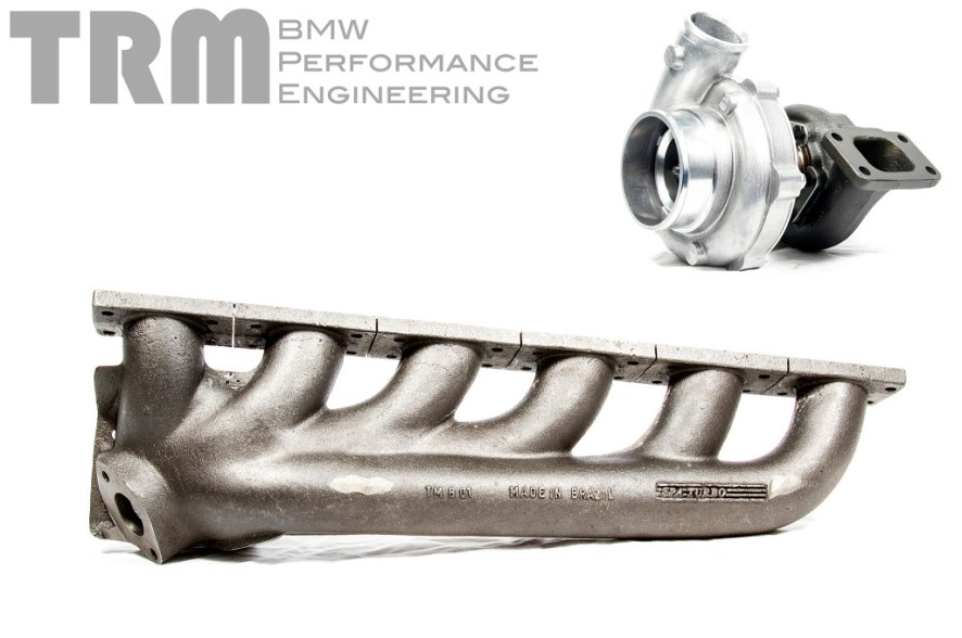 TRM Tuning BMW Turbo Kit Header 01
