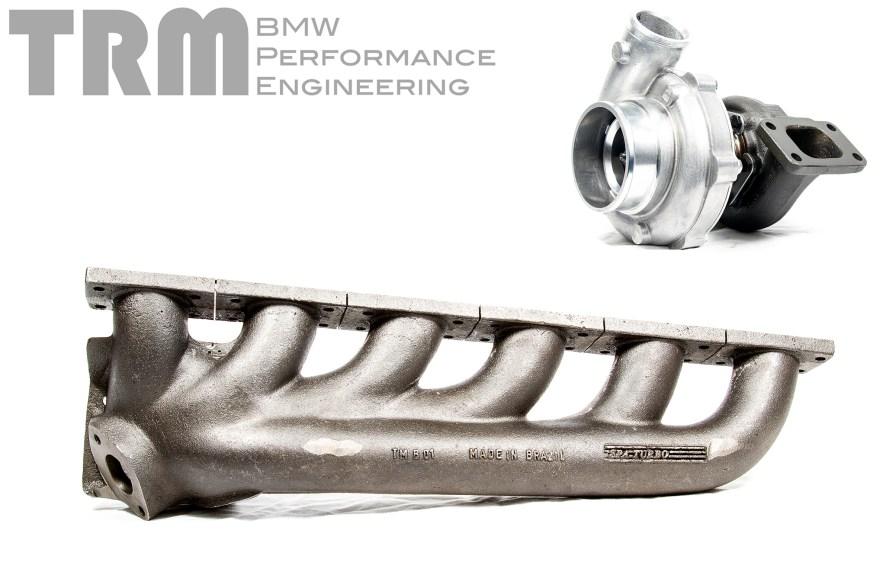 TRM Tuning BMW Turbo Kit Header 01