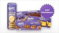 Milka Kekse & Kuchen im neuen trnd-Projekt.