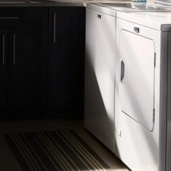 Maytag Kitchen Appliances Dog Proof Trash Can Troby S Home Appliance Center Amana Slide Laundry