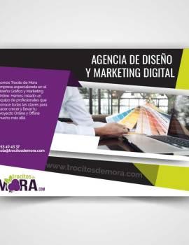 Presentación flyer