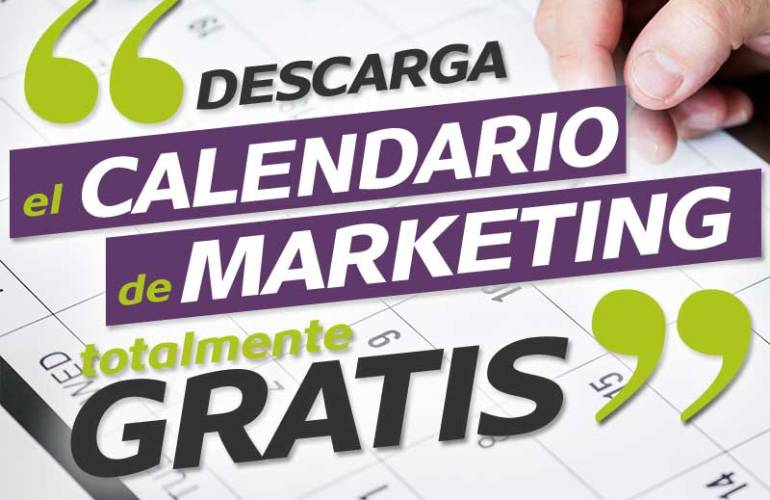 Calendario de Marketing 2020