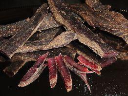 2400 Gramm Beef Jerky + Droewors 8 Sorten Sortiment