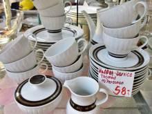 Porzellan Geschirr Kaffee-Service Thomas
