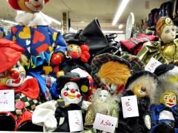 Karneval-Clowns Puppen