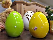 Oster-Dekoration Deko-Eier