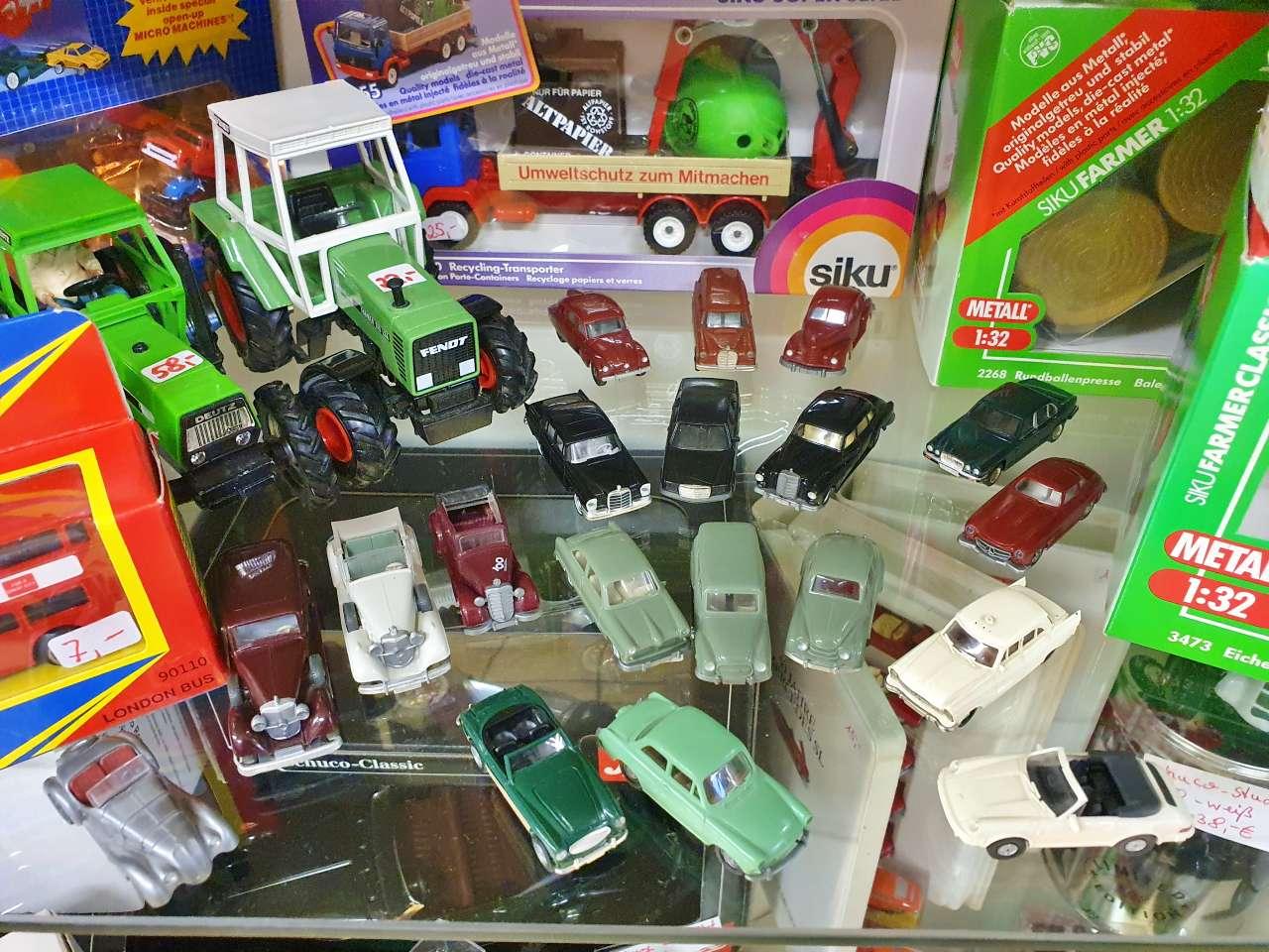 Sammlerstücke Modellautos