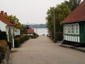 fra Badstuen mod Svendborgsund