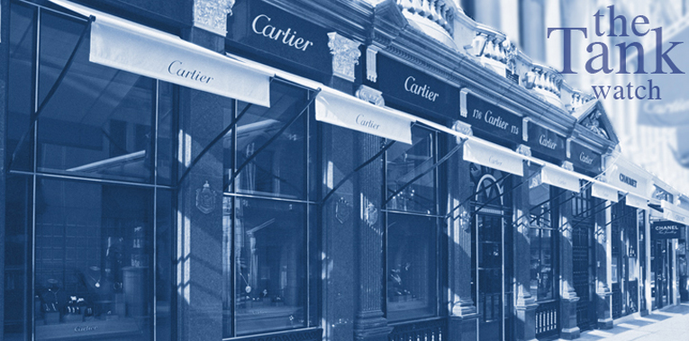 Cartier's Tank; part 2 – The Current Line Up