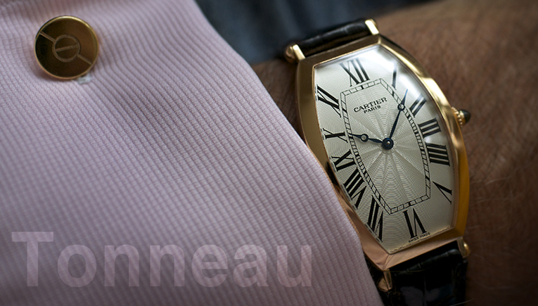 The Cartier Tonneau: The Dandy Watch Par Excellence!