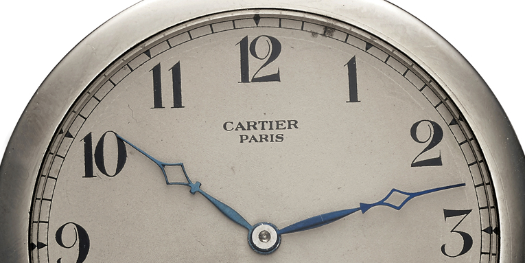 Four Exceptional Cartier Pieces at the Antiquorum Auction, New York, April 15th..