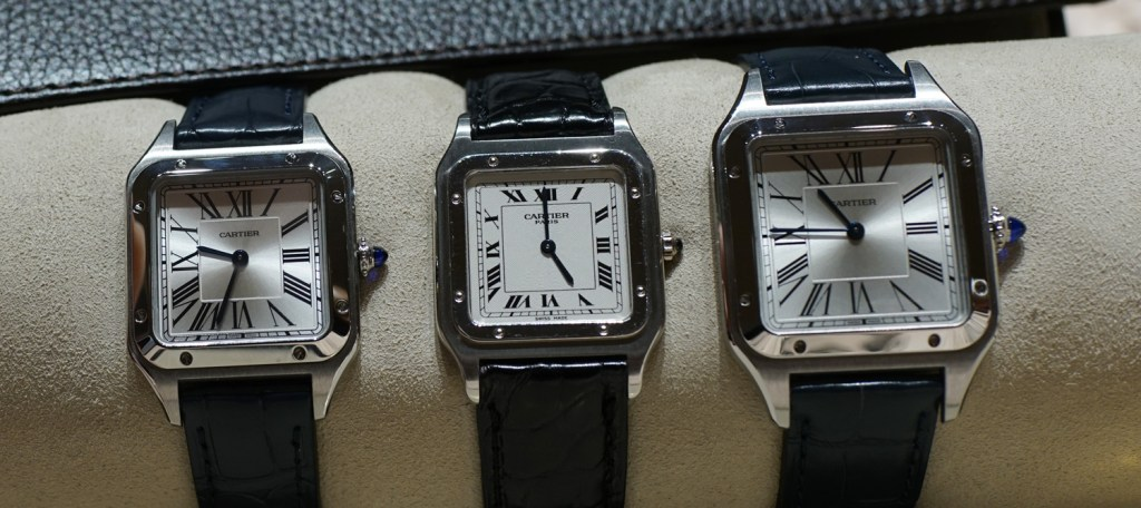 The Best-Looking Cartier Santos-Dumont Is As Of 2019 The Most Affordable