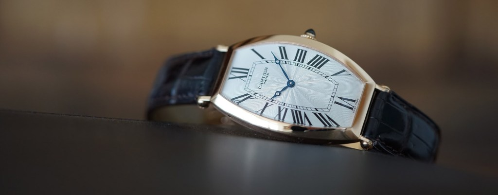 Cartier's Tonneau XL: The Absolute Niche Model For The Connoisseur!