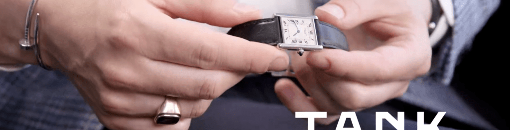 Cartier Tank Talk With George Cramer And Martin Green: Behind The Scenes