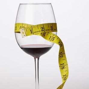 se cachent dans un verre de vin