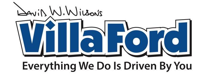 TFAC Golf Sponsor Villa Ford