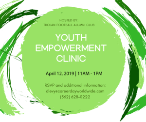 TFAC Youth Empowerment Clinic April 12 2019