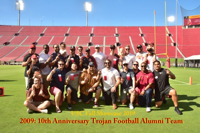 2009 10th Anniversary Team