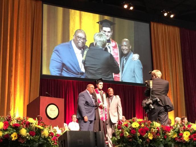 2018 John Wayne Memorial Scholarship: Chis Tilbey