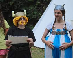 Tábor 2015 – Asterix a Obelix