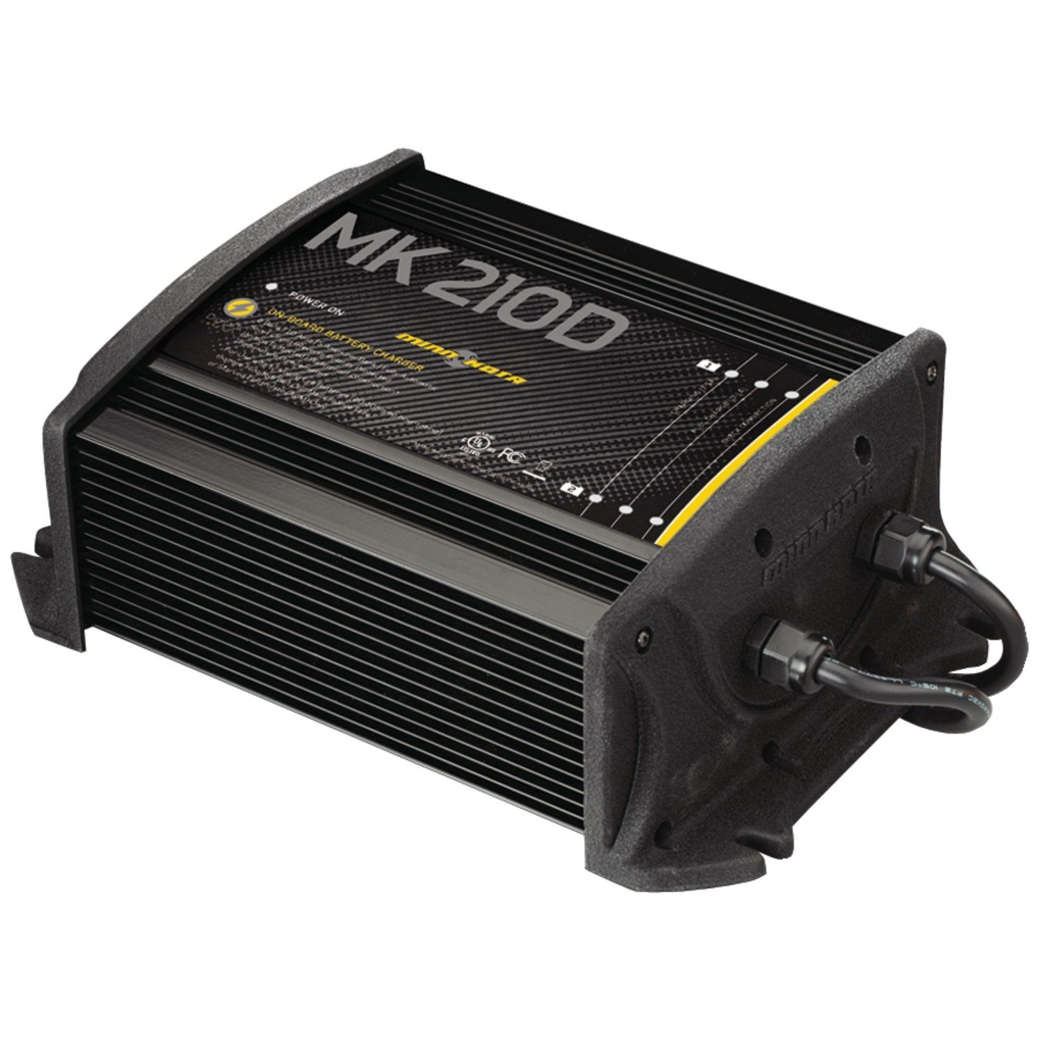Best Marine Battery Charger Reviews 2018 With Comparison Chart Minn Kota Wiring Diagram 36 Volts