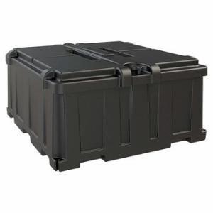 marine dual battery box