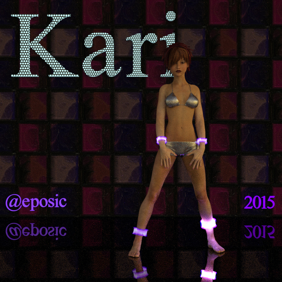 Kari Dance First Frame