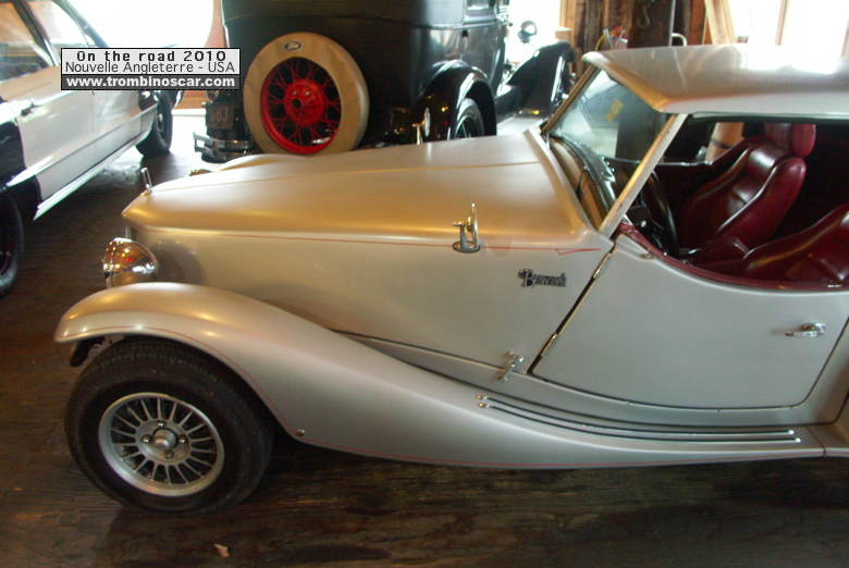 1986 Blakely Bernardi Roadster