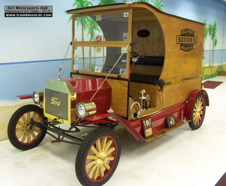 1913 Ford model T Pie Wagon