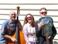 Trombone Kellie, Robert & Scrubby Pete