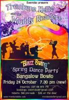 Poster bangalow Bowlo - Kellie Gang & the Muddy Roaders