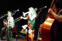 Trombone Kellie at the Nimbin Hotel 4