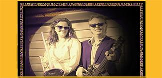 Trombone Kellie & Scrubby Pete