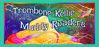 Trombone Kellie & the Muddy Roaders at Club Lennox