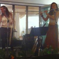 Trombone Kellie & Kuwani Li
