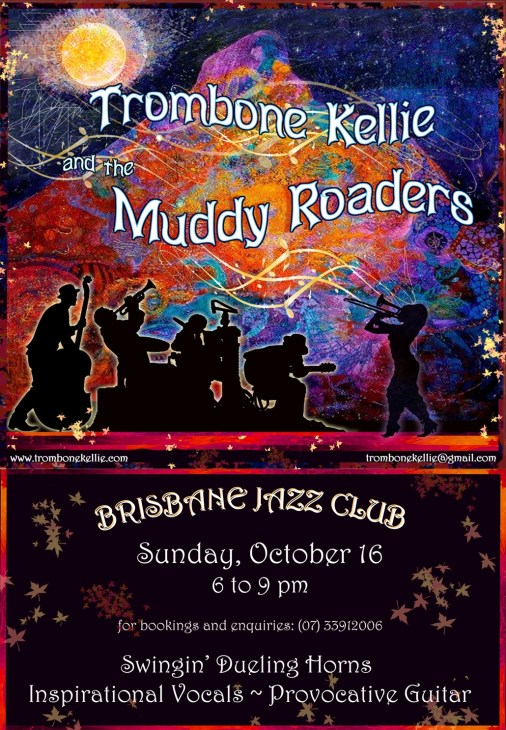 Trombone Kellie & the Muddy Roadres