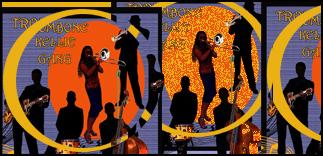 Trombone Kellie Gang 4 Pieces FPI